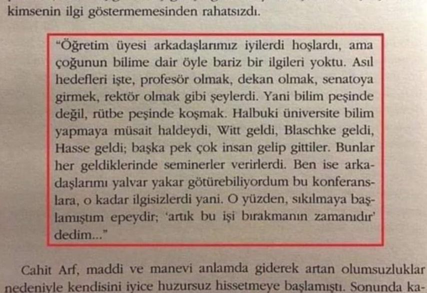 türkiye de neden bilim gelişmiyor