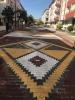 kilim desenli sokaklar
