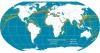 okyanus altı internet kabloları haritası