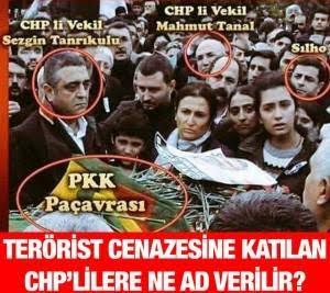teröristlerle masaya oturan akp ye oy vermek