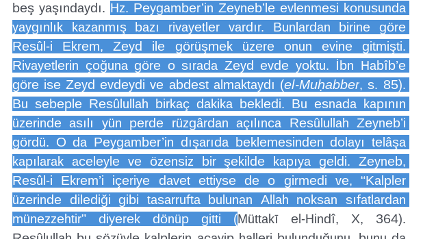 hz muhammed in evlilikleri