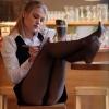 külotlu çorap fetişizmi