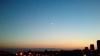 balkonundan ay ile yıldızın resmini at