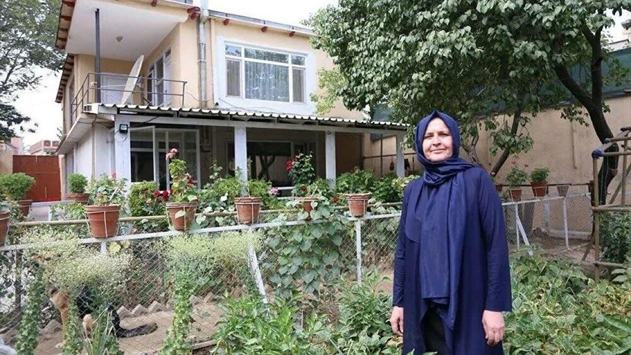 kabil de yaşayan türk kadın girişimci