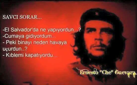 Ernesto Che Guevara 1020908 Uludağ Sözlük Galeri