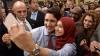 komünist çin iktidarı vs liberal kanada lideri
