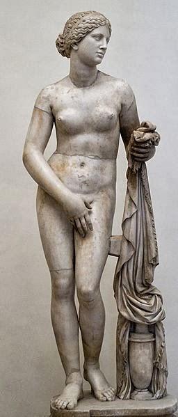 knidos afrodit heykeli