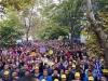 medyanın görmediği işçi yürüyüşü