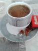 sabah sabah kahve içen özenti tip