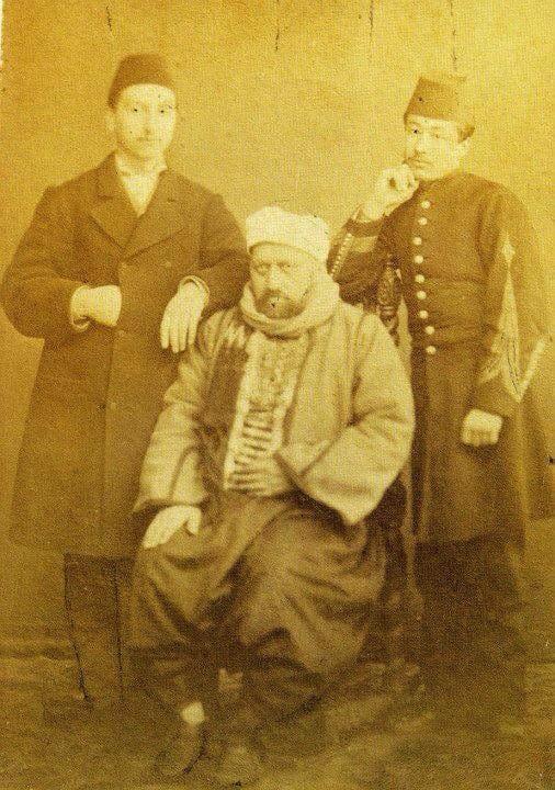 sultan abdülaziz katledilmeden önce çekilen fotosu