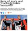 israil erdoğanı destekliyo