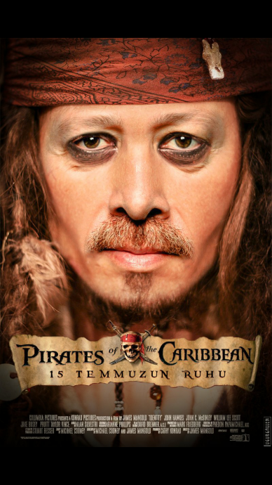 pirates of the caribbean resim 2