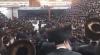 sinagog da düzenlenen 7 bin kişilik düğün töreni