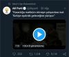 aktrol ün neslican tay için attığı tweet