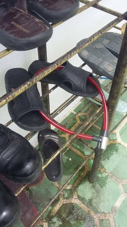 çomar saldırısı sırasında korunma yöntemleri