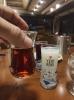 rakı arasında çay içmek