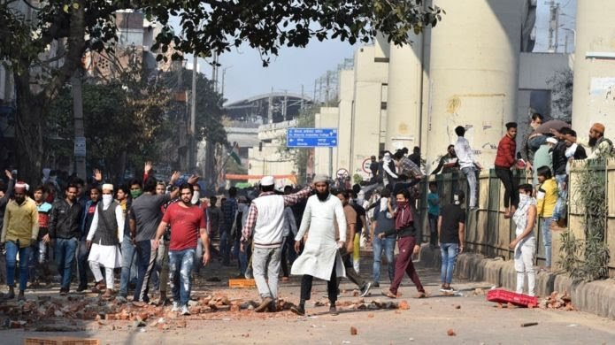 hindistan da hindular ile müslümanların çatışması
