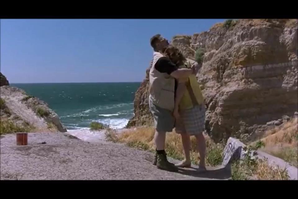 gecenin film sahnesi